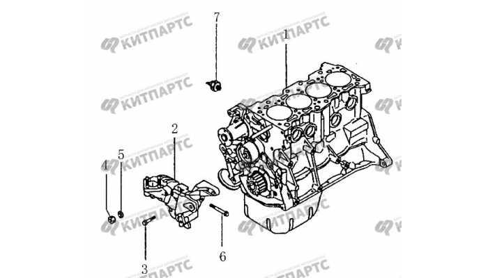 Кронштейн двигателя правый BYD F3 (F3R)