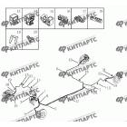 Трубки тормозные (вариатор)