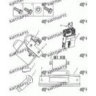 Блок центрального замка (седан)