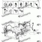Жгут проводов моторного отсека (1.5L DVVT)