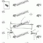 Радиатор охлаждения вариатора