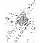 Блок цилиндров (компоненты)