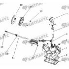 Рычаг переключения передач (АКПП)