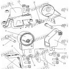 Подушки двигателя (1.5L NEW)